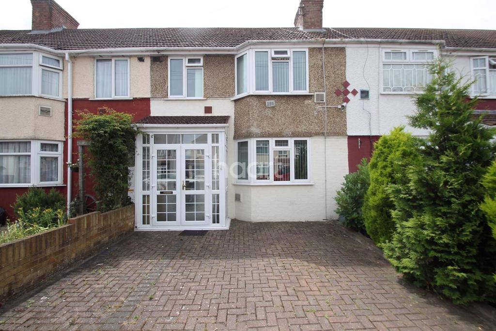 3 Bedrooms Terraced House for sale in Hounslow