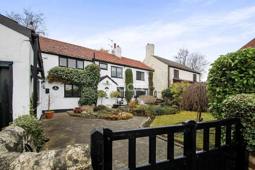 2 Bedrooms Cottage House for sale in Station Road, Norton