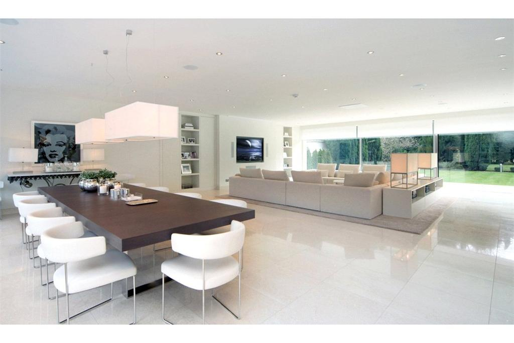 4 Bedrooms Detached House for sale in London Road, Sunninghill, Ascot, Berkshire, SL5