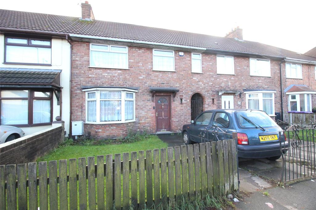 3 Bedrooms Terraced House for sale in East Lancashire Road, Liverpool, Merseyside, L11