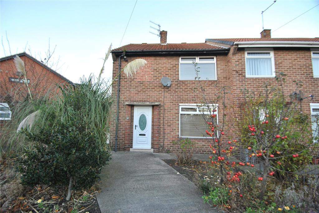 2 Bedrooms End Of Terrace House for sale in Dene Way, Seaham, Co Durham, SR7