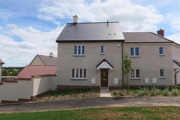 3 Bedrooms Semi Detached House for sale in Killams Park, Taunton TA1