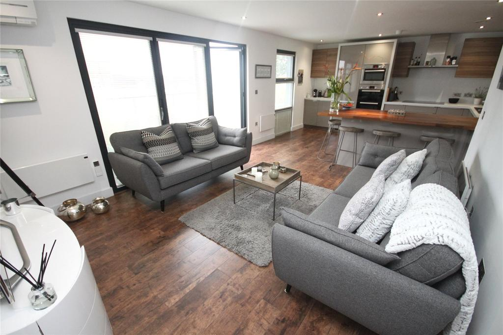 3 Bedrooms Flat for sale in Paragon Mill, Cotton Street, Ancoats Urban Village, Manchester
