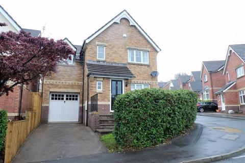 3 bedroom detached house to rent - Windsor Drive, MISKIN CF72 8SH