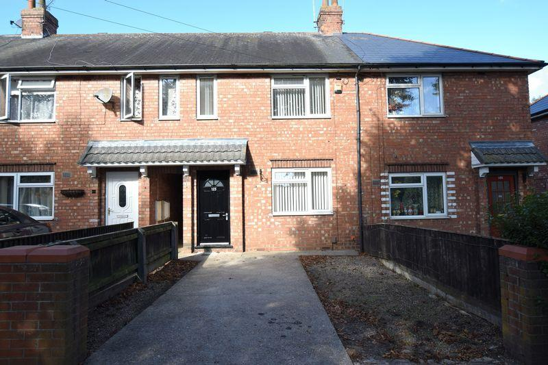 2 Bedrooms Terraced House for sale in Browning Drive, Lincoln