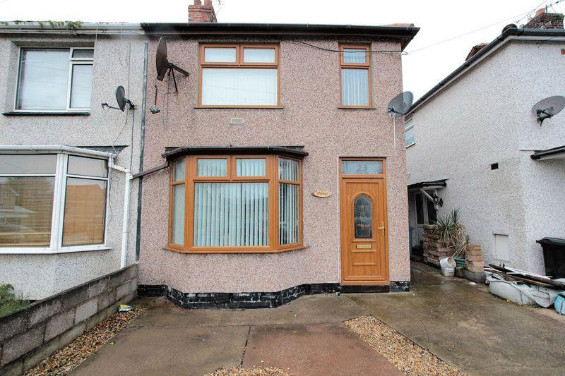 3 Bedrooms Semi Detached House for sale in Brynhedydd Road, Rhyl