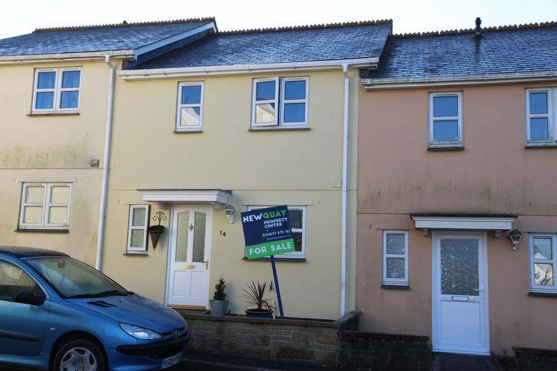 3 Bedrooms Terraced House for sale in Clodan Mews, St Columb Road