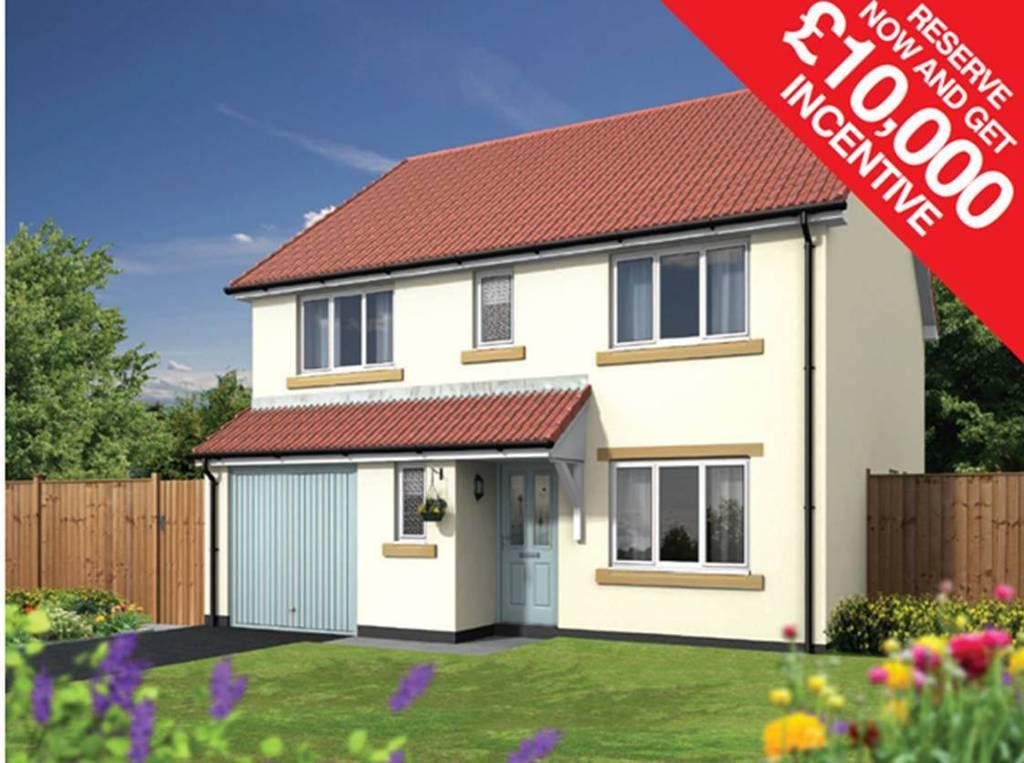 4 Bedrooms Detached House for sale in Taw View, Bickington