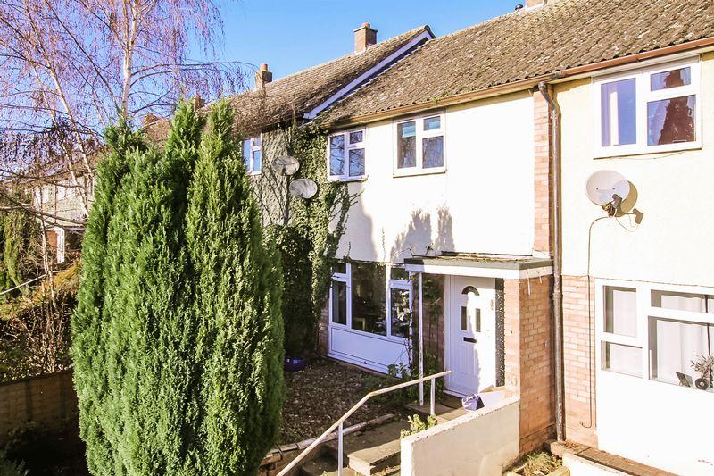 3 Bedrooms Terraced House for sale in Whittern Way, Tupsley, Hereford