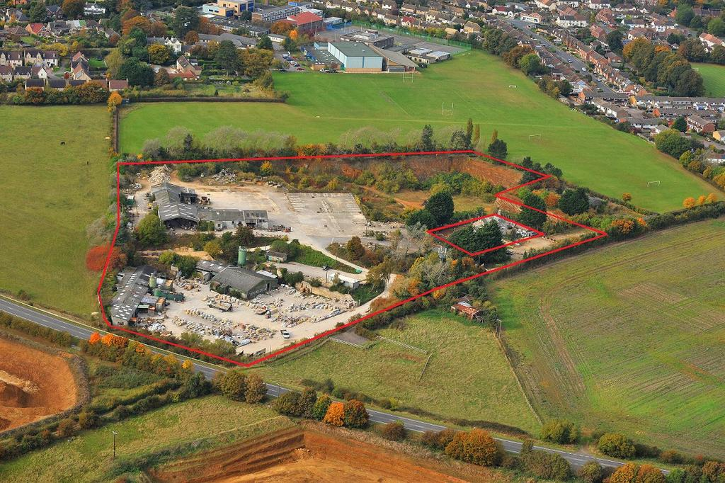 Land Commercial for sale in Faringdon, Oxfordshire, SN7