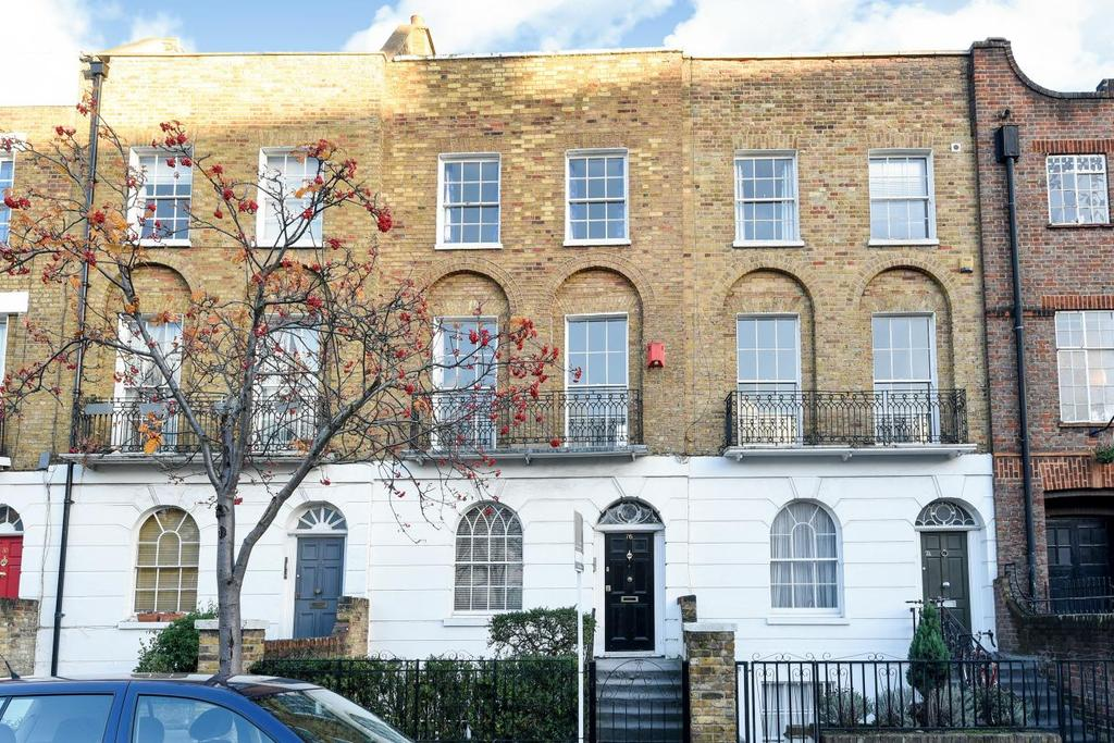 5 Bedrooms Terraced House for sale in Barnsbury Road, Islington, N1