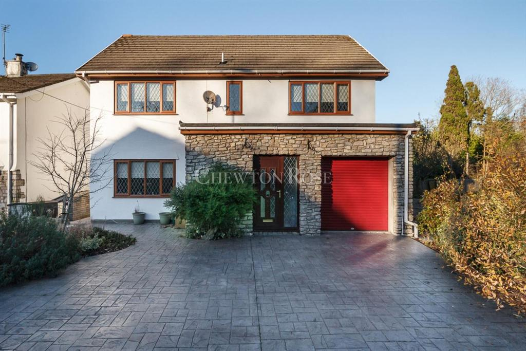 4 Bedrooms Detached House for sale in Corntown, Vale of Glamorgan