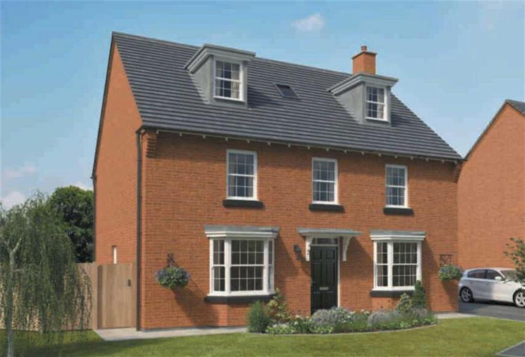5 Bedrooms House for sale in Doseley Park, Doseley, Telford