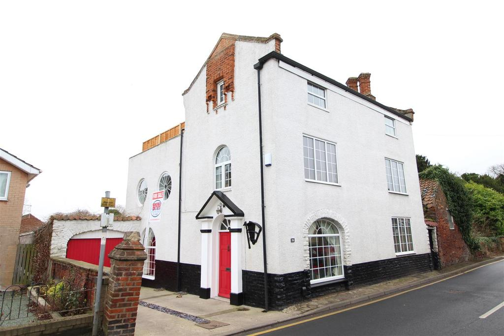 5 Bedrooms Detached House for sale in 'The Old Smithy' 36 High Street, Laceby, Grimsby