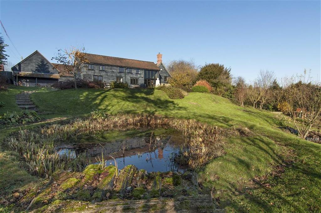 6 Bedrooms Detached House for sale in Edgton, Craven Arms
