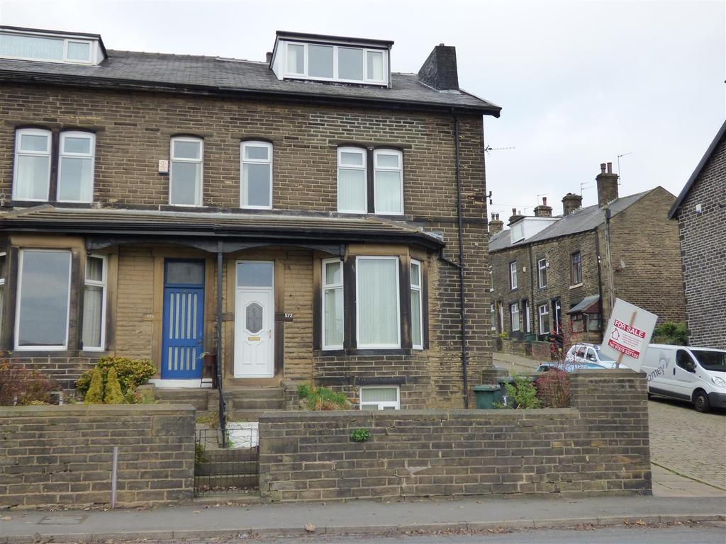 5 Bedrooms End Of Terrace House for sale in Thornton Road, Thornton, Bradford, BD13 3PS