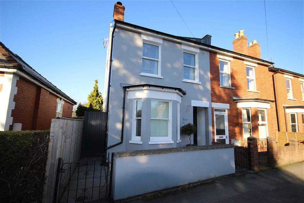 3 Bedrooms Semi Detached House for sale in Church Road, Leckhampton, Cheltenham, GL53