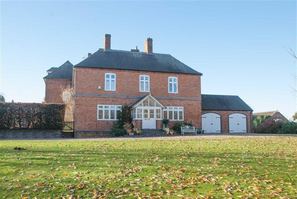 4 Bedrooms Semi Detached House for sale in Fisherwick Road, Whittington, Staffordshire