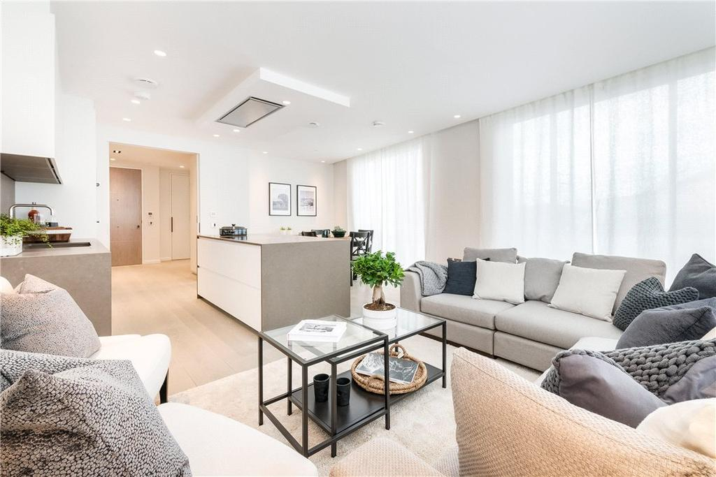 1 Bedroom Flat for sale in Kings Road, Fulham, London, SW6