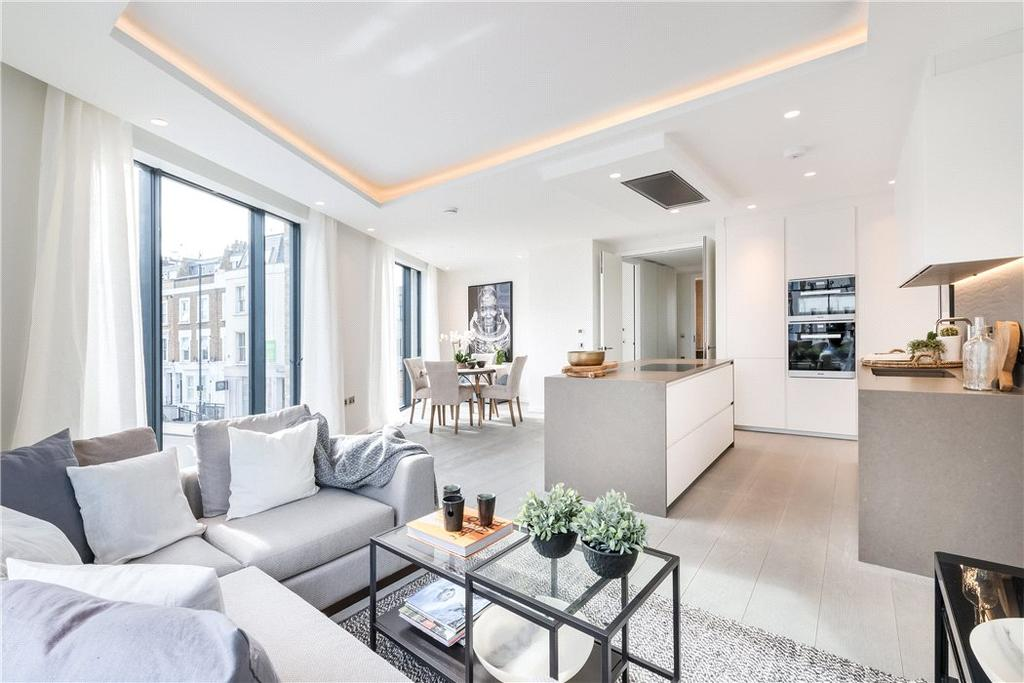 2 Bedrooms Flat for sale in Kings Road, Fulham, London, SW6