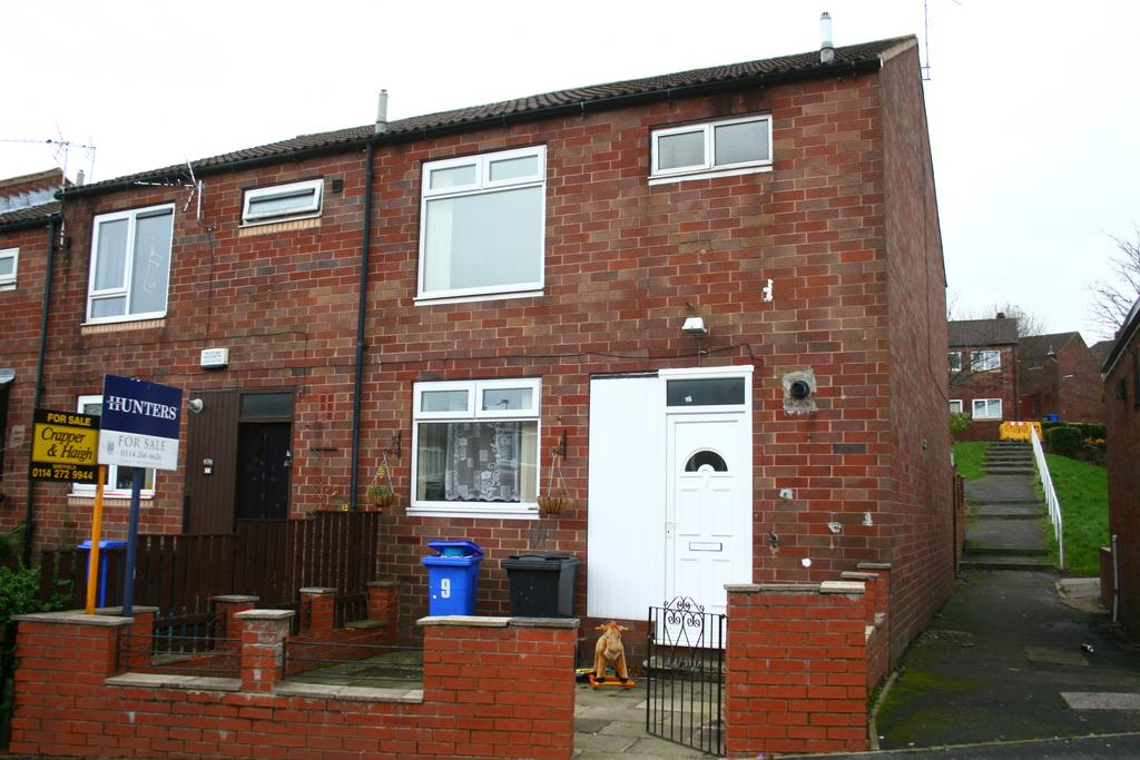 3 Bedrooms Terraced House for sale in Firshill Glade, Sheffield S4