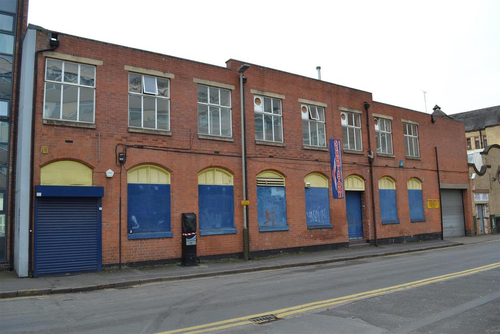 Residential Development Commercial for sale in Deacon Street, Leicester
