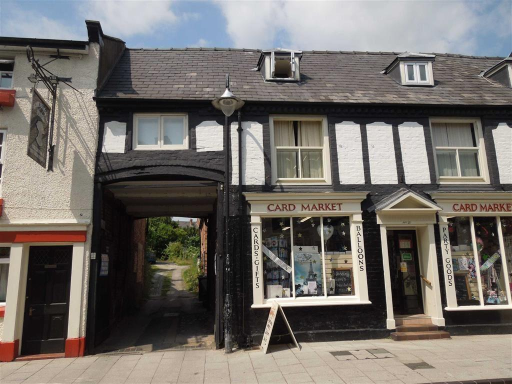 2 Bedrooms Apartment Flat for sale in Green End, Whitchurch, SY13