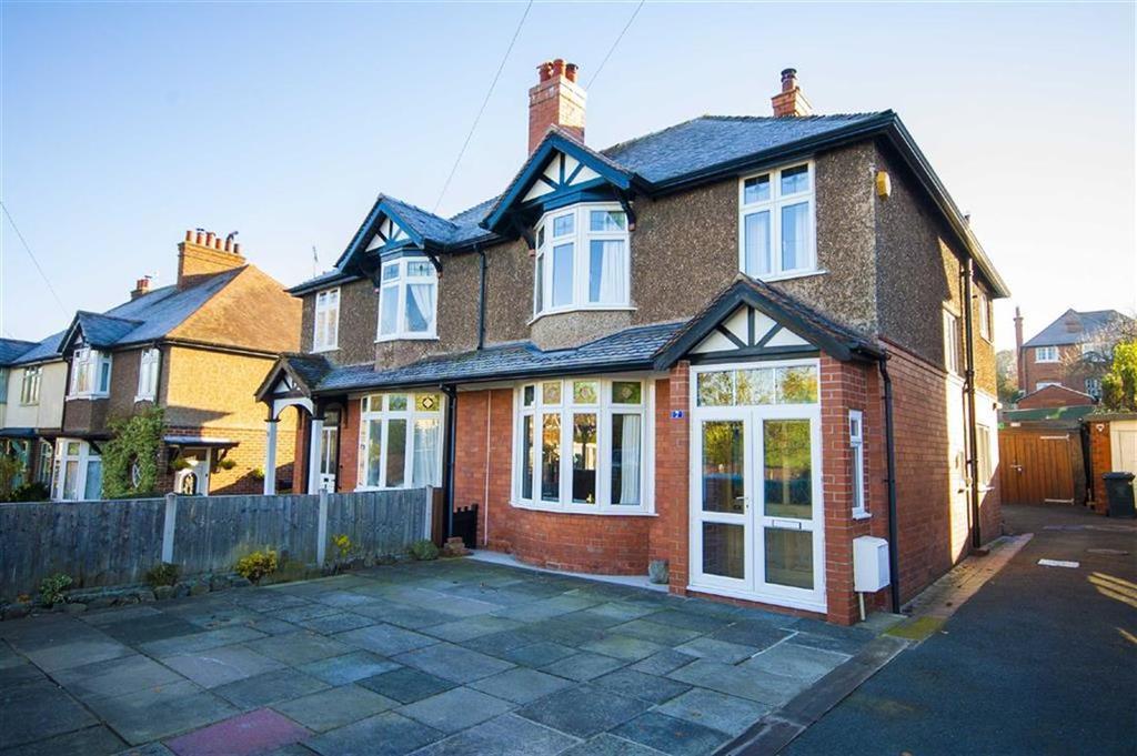 4 Bedrooms Semi Detached House for sale in Woodfield Road, Shrewsbury, Shropshire