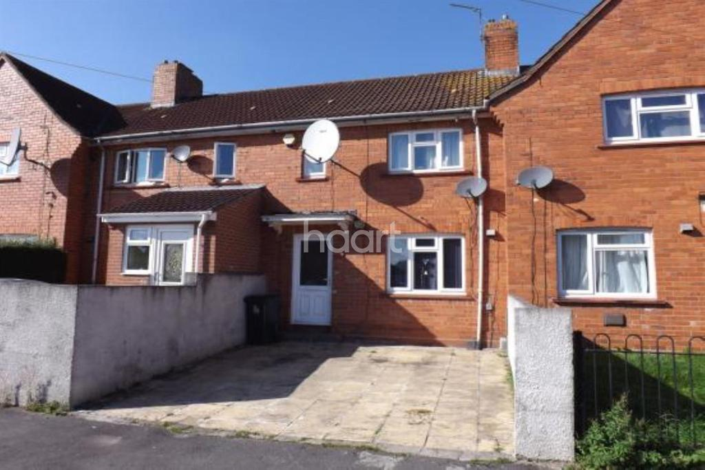 3 Bedrooms Terraced House for sale in Cranmore Crescent