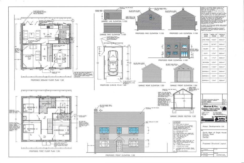 4 Bedrooms Detached House for sale in Church Road, Emneth