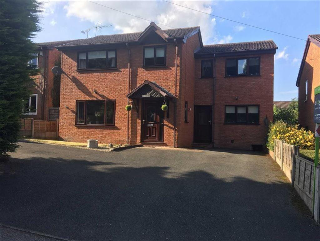 4 Bedrooms Detached House for sale in Tanyfron Road, Wrexham