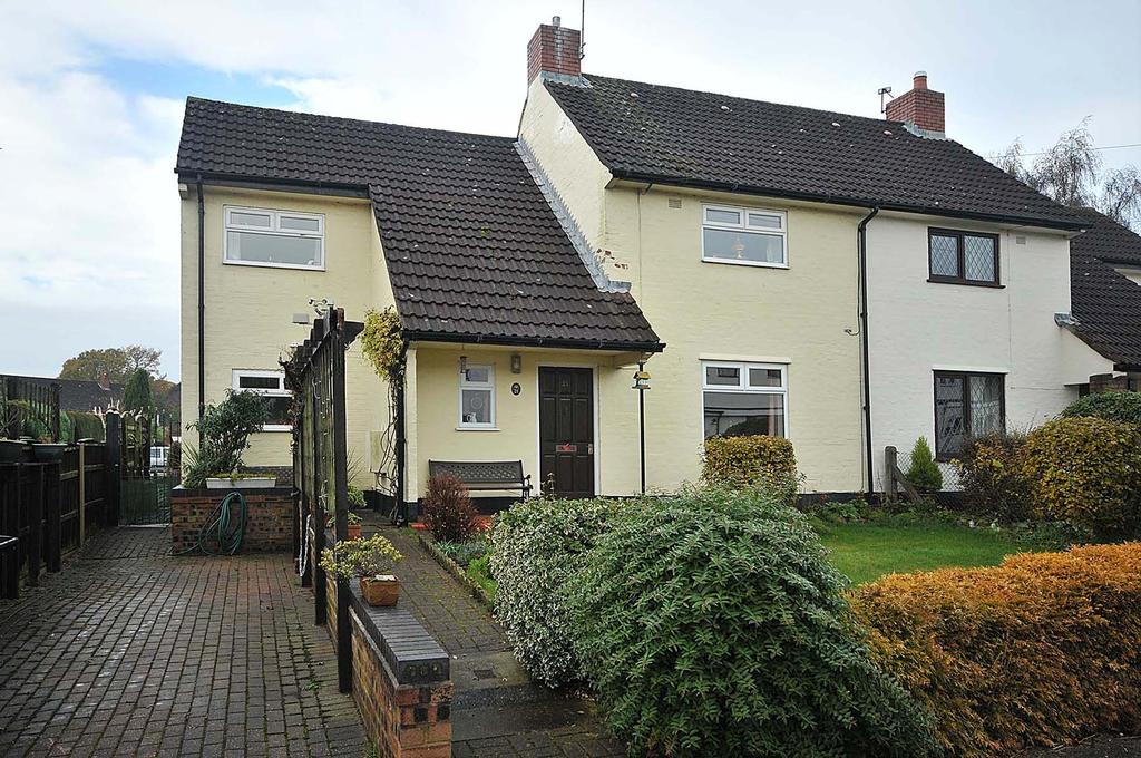 3 Bedrooms Semi Detached House for sale in Woodlands Crescent, High Legh