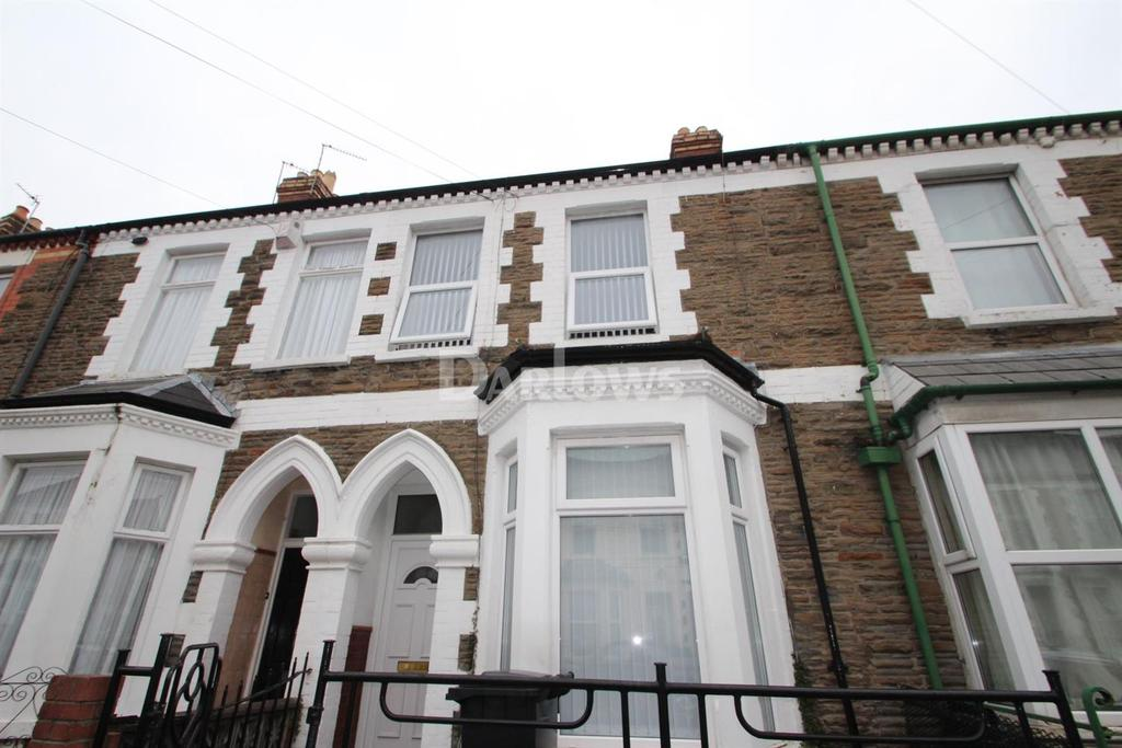 2 Bedrooms Terraced House for sale in Donald Street, Roath, Cardiff