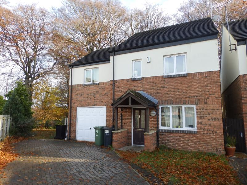 4 Bedrooms Detached House for sale in THE COPSE, BOSTON SPA, LS23 6WH
