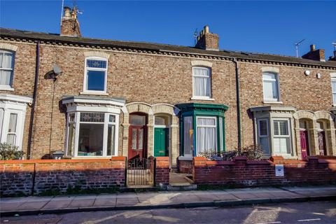 2 bedroom terraced house to rent - Neville Street, Haxby Road, York