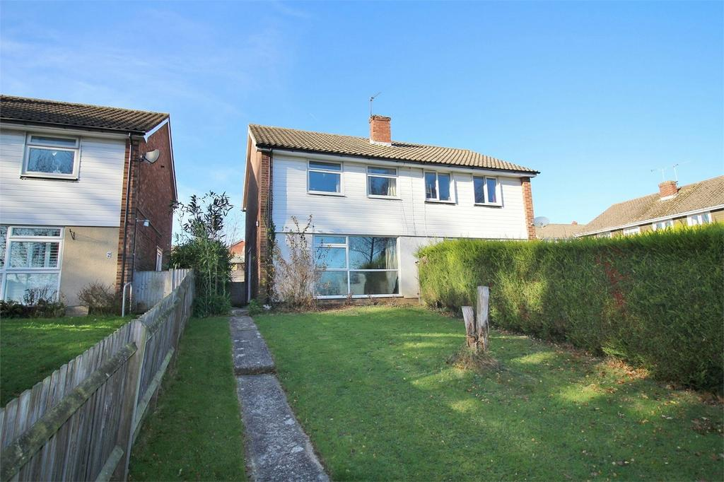 3 Bedrooms Semi Detached House for sale in Boundsway, Uckfield, East Sussex