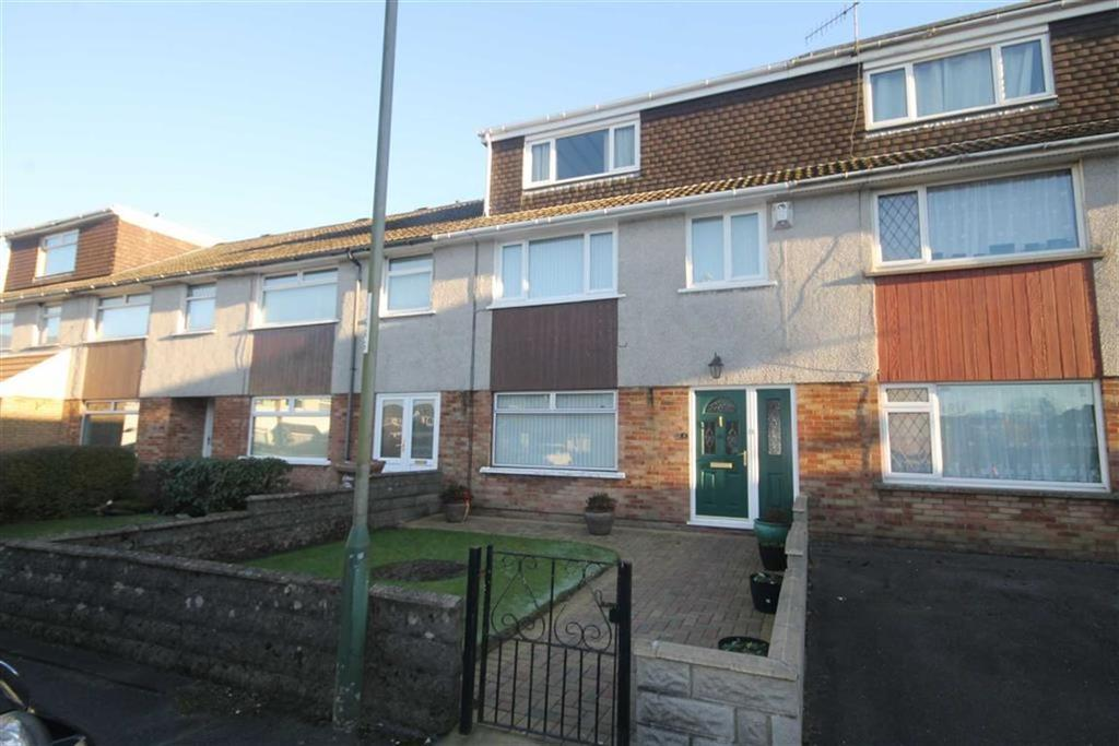 3 Bedrooms Semi Detached House for sale in Farm Road, Caerphilly, CF83