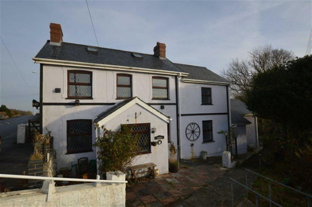 4 Bedrooms Detached House for sale in Tegfan, Blaenplwyf, Aberystwyth, Ceredigion, SY23