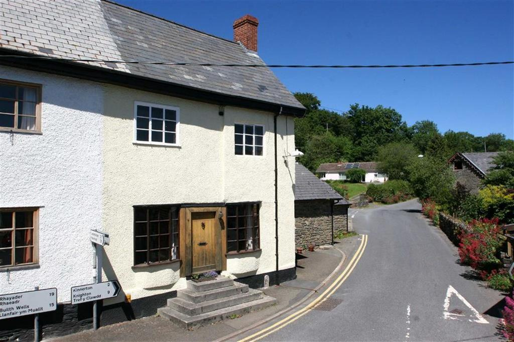 4 Bedrooms Detached House for sale in High Street, NEW RADNOR, Presteigne, Powys