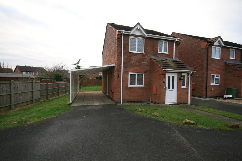 3 Bedrooms Detached House for sale in Manwaring Way, Swineshead, PE20