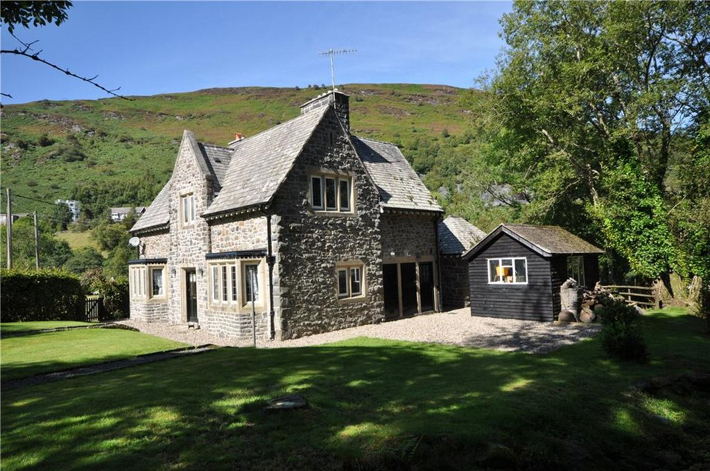 3 Bedrooms Detached House for sale in Elan Village, Elan Valley, Rhayader, Powys, LD6
