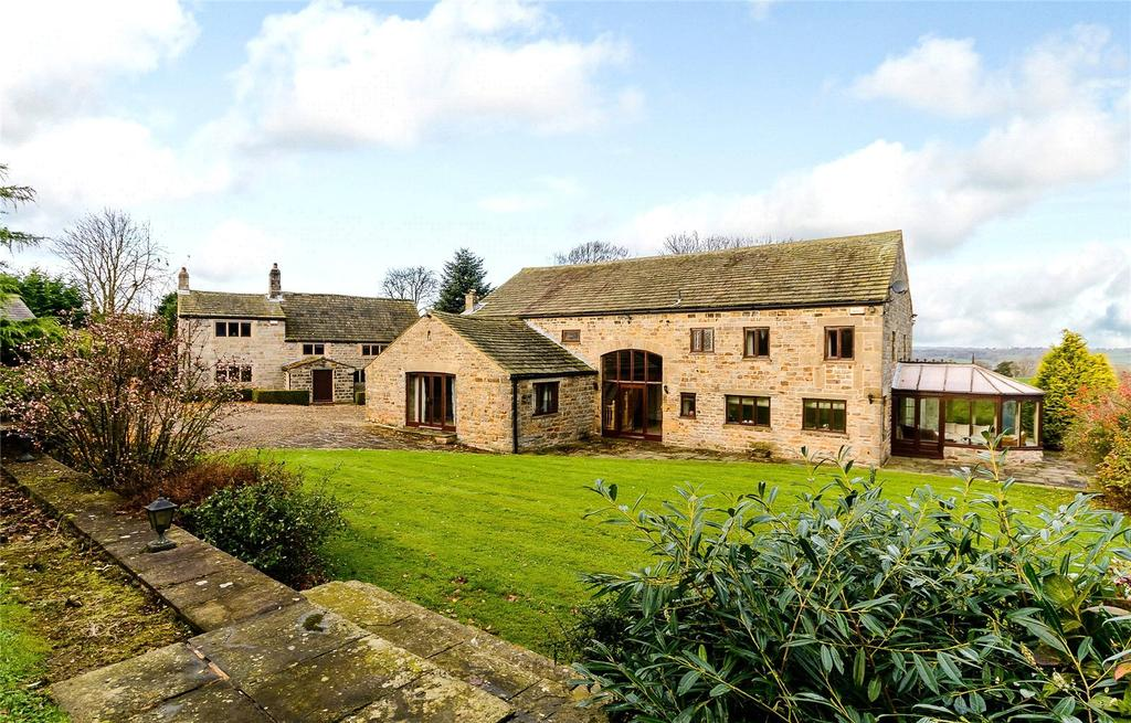 8 Bedrooms Unique Property for sale in Lot 1: Horsemans Well, Long Lane, Felliscliffe, Harrogate, North Yorkshire, HG3