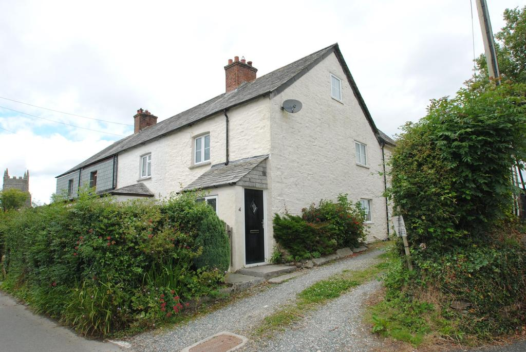 3 Bedrooms Terraced House for sale in Morgans Cottages, Egloskerry