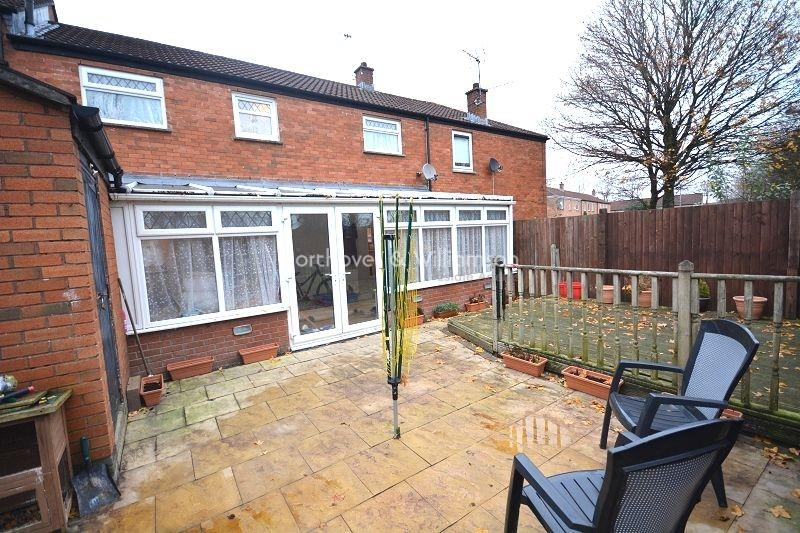 3 Bedrooms Terraced House for sale in Bedwas Close, St Mellons, Cardiff. CF3 0HP