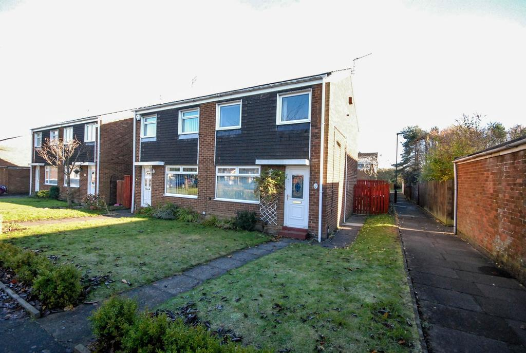 3 Bedrooms Semi Detached House for sale in Marlborough Court, Kingston Park