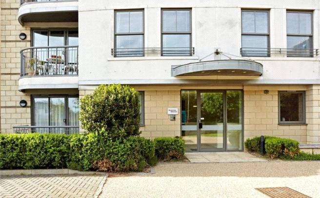 2 Bedrooms Flat for sale in Norfolk Heights, Church Road, Tunbridge Wells, Kent, TN1