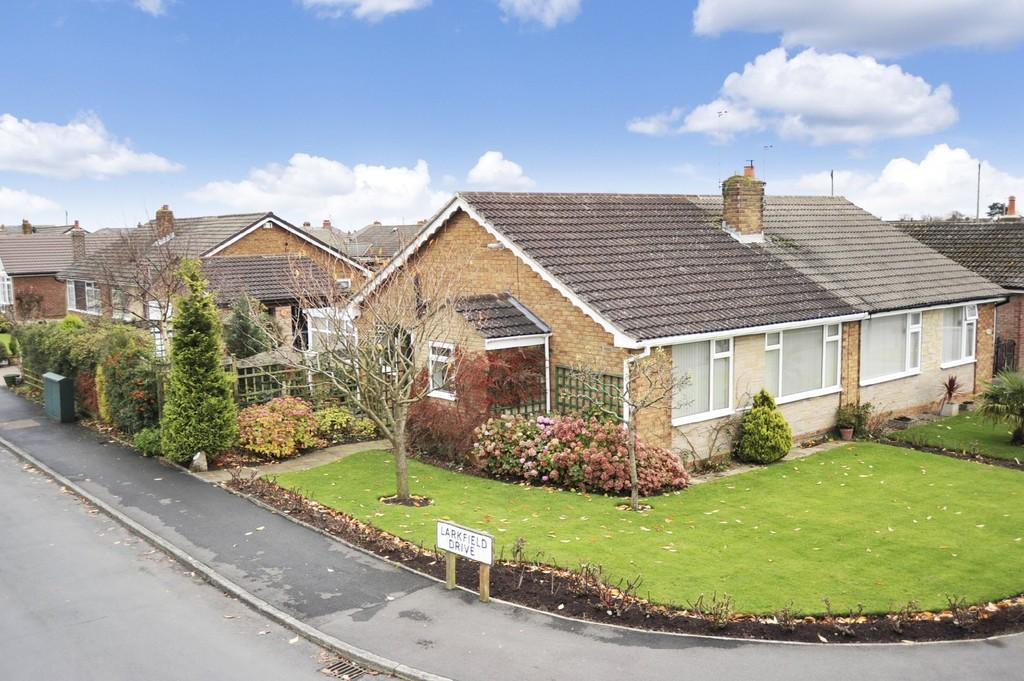 2 Bedrooms Semi Detached Bungalow for sale in Beckwith Road, Harrogate