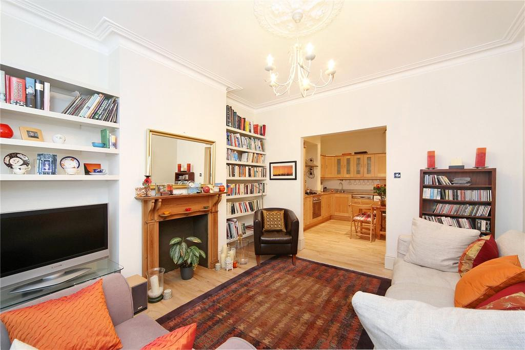 2 Bedrooms Flat for sale in Delaford Street, Fulham, London, SW6