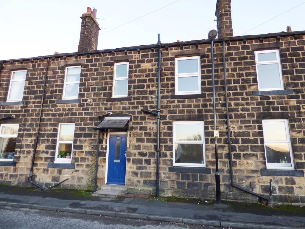 2 Bedrooms Terraced House for sale in Swaine Hill Street, Yeadon