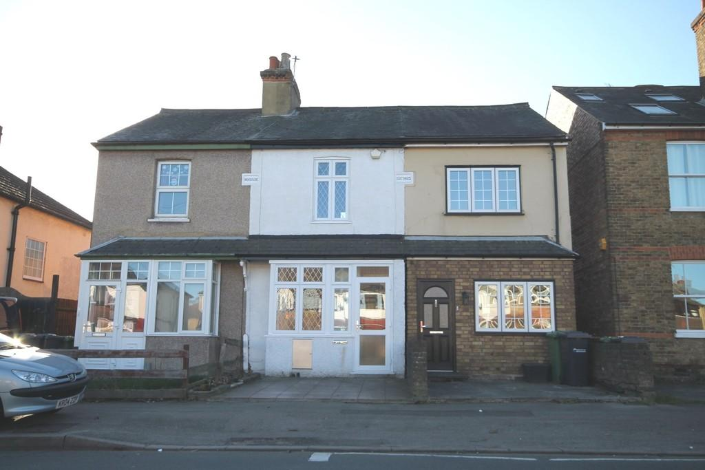 2 Bedrooms Terraced House for sale in Longfield Lane, Cheshunt